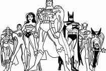 super heroes coloring pictures www kanjireactor com