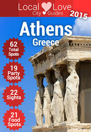 Athens City Breaks Guide by Buy City In Athens Your Indispensable Travel Guide To