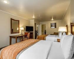Comfort Suites Monterey Ca They Have Breakfast Picture Of Comfort Inn Monterey Bay