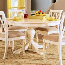 Antique Round Dining Table And Chairs Home And Furniture Coffee Table Dining Room Furniture Wonderful White Brown Wood
