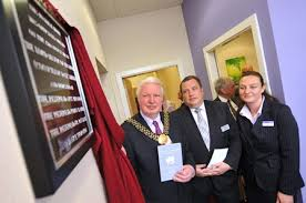 mayor opens new funeral home in bradford fst