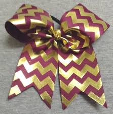 softball bows s bowtique custom made chevron bows softball bows