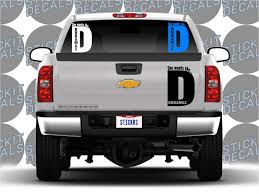 minecraft pickup truck duramax diesel truck decal stickit stickers u0026 decals my