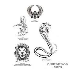 egyptian tattoos designs ideas meanings images