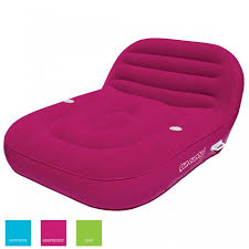 Pink Chaise Lounge Suncomfort Cool Suede Double Chaise Lounge