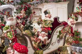 luxury kitchen christmas decor