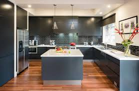 Painted Kitchen Cabinet Ideas Freshome Black Is Back As The 2018 Color Of The Year Freshome Com