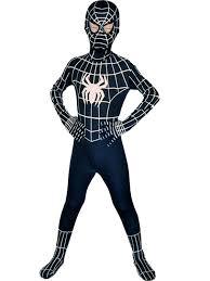 samurai halloween costume amazon com wraith of east kids superhero cosplay black bodysuit