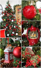 24 best christmas decorations themes colour schemes images on
