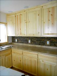 kitchen knotty pine kitchen unfinished oak cabinets knotty