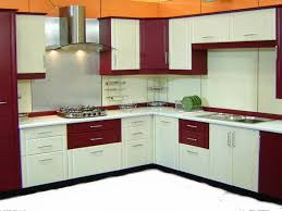 kitchen color idea red color idea for modern kitchen 4 home ideas
