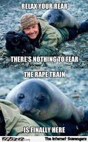 Rape Meme - the rape train is here meme pmslweb