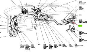 ford e350 motorhome where is the orange black stripe wire
