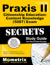 best free praxis ii citizenship education practice test