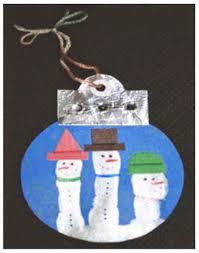 classroom freebies keepsake fingerprint snowman ornament