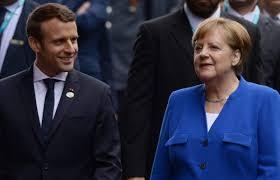Seeking German Macron To Present Eu Vision Seeking German Backing Openews24