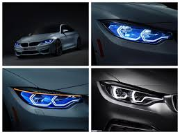 bmw m4 headlights led halo ring kits for bmw m4 with remote contrtoller u2013 vivid