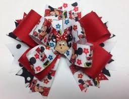 minnie mouse bow ebay