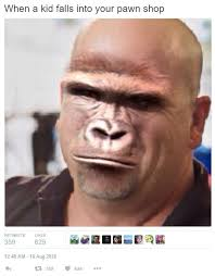 Pawn Shop Meme - is harambeharisson s pawn shop a good place to sell your memes