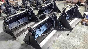 mcloughlin loaders 4 in 1 bucket for mini loader mcloughlin mini