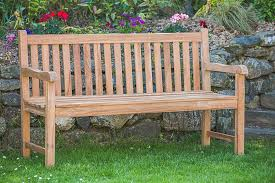 5ft Garden Bench Outdoor Teak Garden Bench Garden Furniture Land