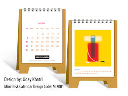 ganesha desk calendar corporate unique gifts for new year