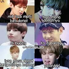 Gambar Meme Polos - challenge 8 bts meme bts army indonesia amino amino