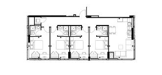 annex at laurier floorplans ottawa student residence