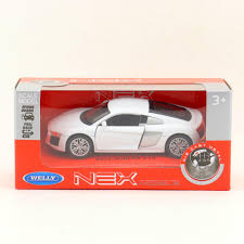 Audi R8 Models - aliexpress com buy free shipping welly toy diecast model 1 36
