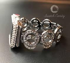 rhinestone bands 94 best apple custom bands covers bezels images on