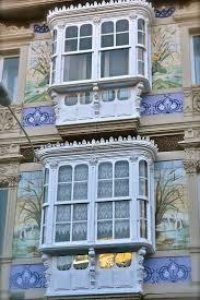 53 best modernismo melilla novelda salamanca comillas leon ornate windows in coruna spain