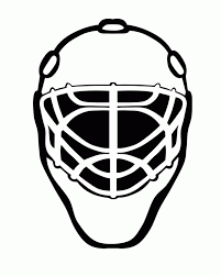 hockey coloring pages getcoloringpages