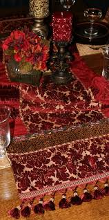 luxury damask table runner 33 best table runner images on pinterest table runners mesas and