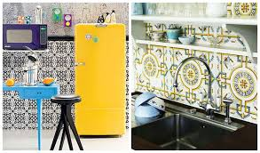 vintage kitchen tile backsplash 25 amazing retro kitchen tiles designs