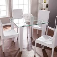 Small Glass Dining Room Tables Glass Dining Room U0026 Kitchen Tables Shop The Best Deals For Dec