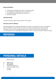 resume format in australia we can help with professional resume writing resume templates accountant resume template 130