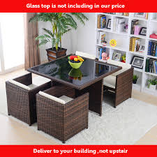 Pvc Wicker Outdoor Furniture by Compare Prices On Plastic Wicker Chair Online Shopping Buy Low