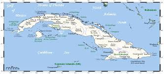 Rio On World Map Cuba Karte Map U2013 Kubahostal