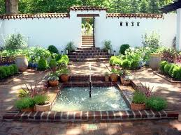 Courtyard Homes Spanish Style Courtyard Homes So Replica Houses