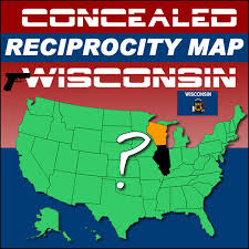pa carry permit reciprocity map which states will recognize wisconsin s concealed carry permit