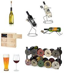 cool wine gifts cool wedding gifts for wine from uncommongoods artfully
