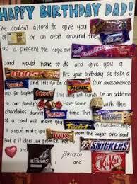 an australian chocolate poem for our son 18th birthday card