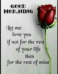 Flower And Love Quotes - good morning let me love you morning good morning morning quotes