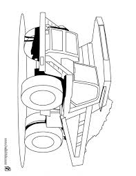 trucks coloring pages truck crane blaze superhero monster