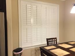Budget Blinds Brandon Monterey Shutters Are A Wood Composite Available At Budget Blinds
