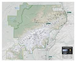denali national park map raised relief map of denali national park alaska