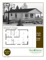 Small Floor Plans by 24 X 36 Floor Plans 24x36 Floor Plan Modular Homes Justin U0027s