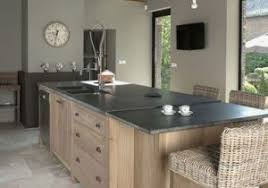 ilot central cuisine bois cuisine bois noir best of stunning cuisine noir mat et bois