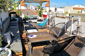 up all the best rooftop bars in seville