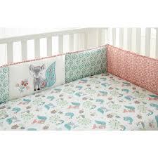 bedroom crib bumper pad pattern baby crib rail covers crib